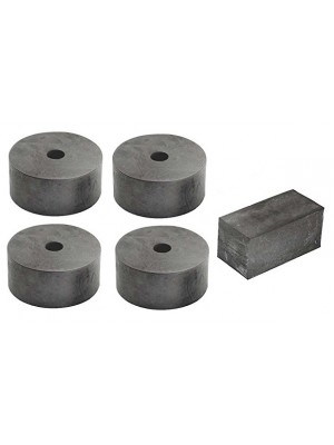 A-5089-R  5 Replacement rubbers for the float a motor kit (A-5089)