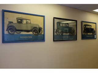 Original Ford dealership pictures from late 1927