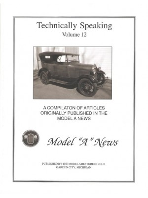 A-99030L Technically Speaking - Volume 12- Excerpts From The MARC News Magazines