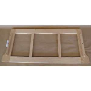 A-82515  1929-Early 1931 Briggs and Murray 4 door Town Sedan only Rear Seat Cushion wood