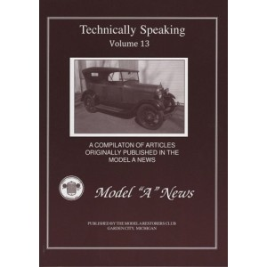 A-99030M Technically Speaking - Volume 13- Excerpts From The MARC News Magazines