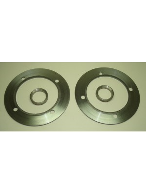 A-2509-B    Weld On Rings For Front Hydraulic Brake Backing Plates
