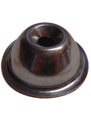 "A-70123-B  Front Seat Cup - 3/4"" Tall - Fastens to the back of the front seats on a Tudor Sedan - Steel - USA Made"