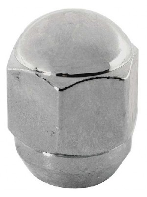 A-1012-C  Lug Nut Chrome -