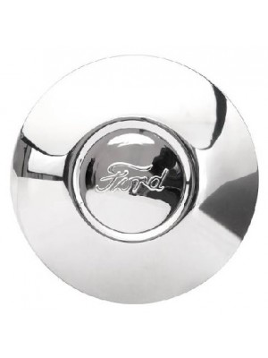 A-1130-C  Hub Cap 1930-31 Stainless