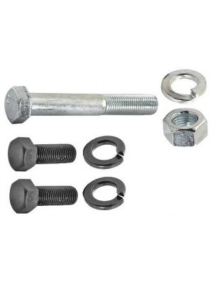 A-1379-B  Rear Spare Bkt. Bolt Set- Tud/4dr