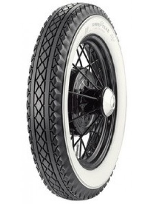A-1504  Tire 19 inch Goodyear Whitewall