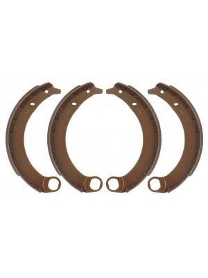 A-2516  Brake Shoes NEW 1942-48 Ford - Set/4