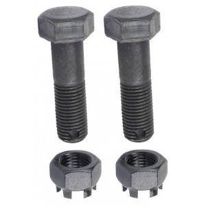 A-3287  Tie Rod End Bolts Pair