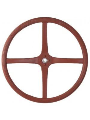 A-3600-A  Steering Wheel Splined Red USA Made 1928