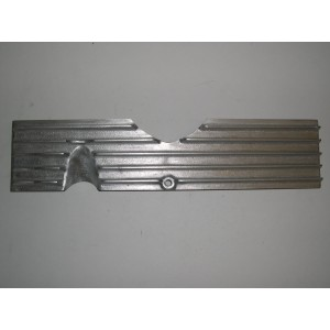 A-6012  Finned Aluminum Left side engine cover