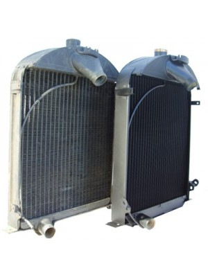 A-8005-AR  Recored 4 row radiator- 1928/9- Exchange