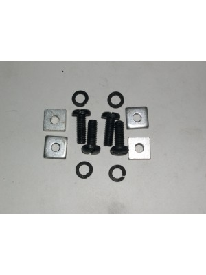 A-8200-C  30-31 Rad. To Rad. Shell Mtg. Bolts