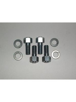 A-8505-KB  Water Pump Mounting bolts/studs- Looks like studs and nuts, but is bolts for easy pump removal.