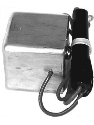 A-10000-B  6 Volt + TO 12 Volt - Converter- 6 amp