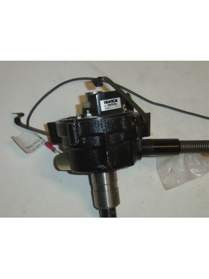 A-12096-B 12 Volt Zipper Distributor- Automatic Advance stock apeearing distributor with Electronic Ignition