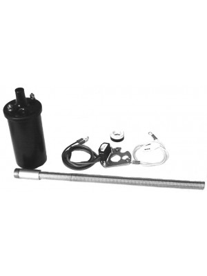 A-12099-B  Electronic Ignition Kit- Complete- 12VOLT- Neg. Gnd.-