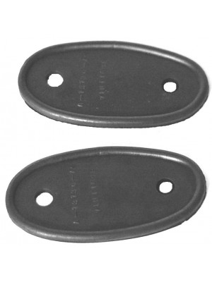 A-13123-AL  Headlight Bar Pads 28-29 With Lip