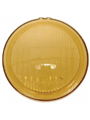 A-13308- BA  Amber Lens for 1930-1931 Cowl Lights- Often used when using turn signal