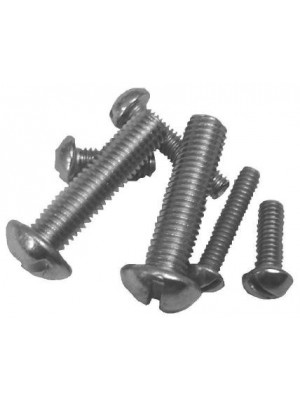 A-13446  Taillight Screw Set Stainless Steel  1929-31
