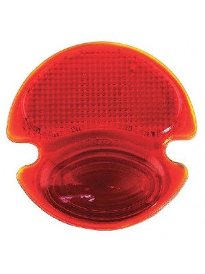 A-13450-A  Taillight Drum All Red Lens 1928