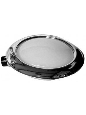 A-13777  Dome Light Assy. Round -Chrome