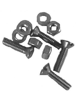 A-16029  30-31 Front Fender To Frame Bolts-SS