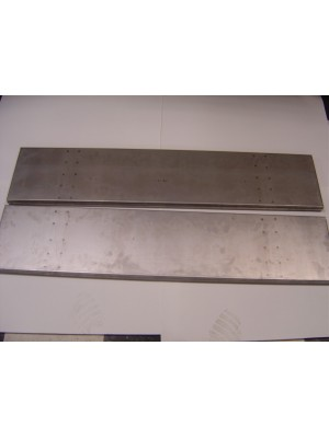 A-16422-A  Running Boards- Smoothie- Pair- 1928-29