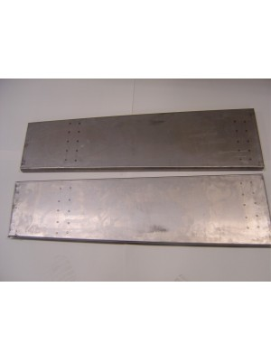 A-16422-B  Running Boards- Smoothie- Pair- 1930-31