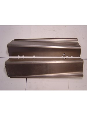 A-16535-C  Pickup Running Board Aprons- Pair- 1930