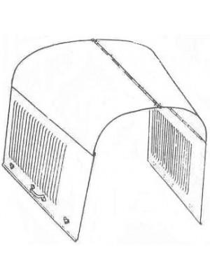 A-16610-B  Hood 1928-29