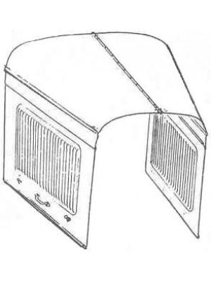 A-16610-C  Hood 1930-31
