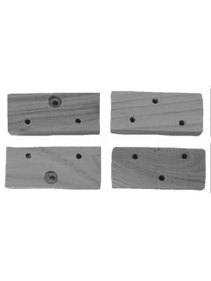 A-16715  Hood Shelf Block Set