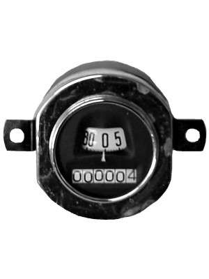 A-17255-B  Speedometer Round 1930-31 Rebuilt Exchange