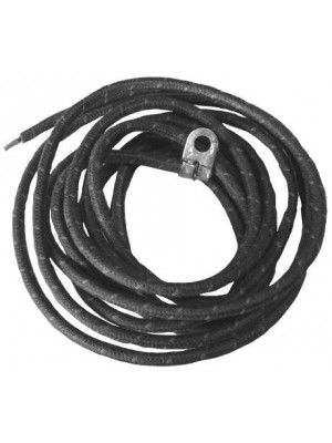 A-17561  Electric Wiper Motor Wire-Cloth-Black/blue