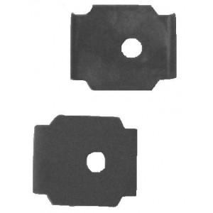 A-17591  Elec. Wiper Rubber Boot Metal Covers