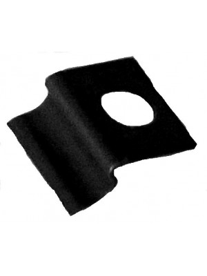 A-17616  Vac. Wiper Hose Clip- Closed Car