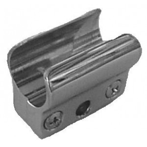 A-17678  Chrome Bracket for Electric/Hand Wiper-Open cars