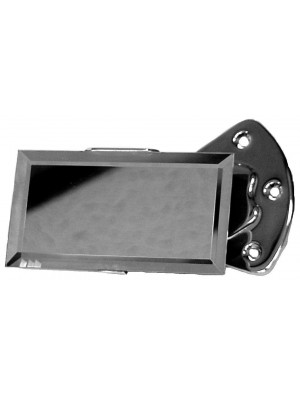 A-17682-BS  Mirror Inside Assy Stainless Steel 1930-31 Closed Car