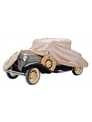 A-18000-ET  Car Cover 4 Door Sedan Flannel