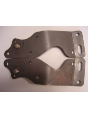 A-18082  Rear Trunk Brackets for Victoria and  A-400 only