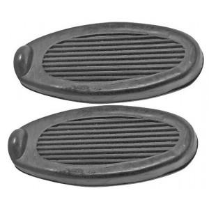 A-18422  Pedal Pad Set - USA Rubber