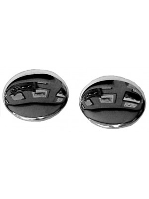 A-37310-D  Top Prop Knob 1928-31 Sport Coupe