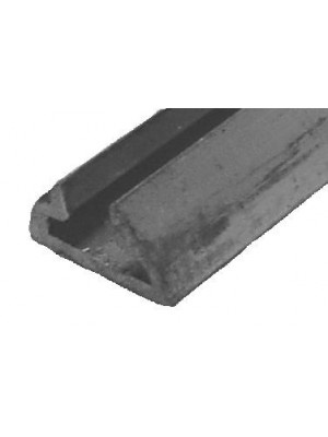 A-38420  Top Moulding 1/2 Aluminum - 5ft