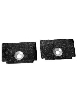 A-41506   Rumble Lid Aligning Plates - Pr.
