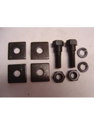 A-41543-MB  Rumble Hinge Bolt and Shim Set-