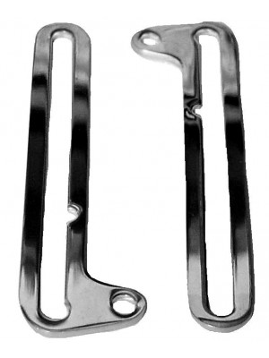 A-45463  Windshield Swing Arms-Chrome Pr.