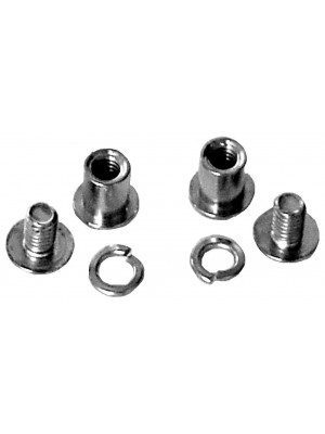 A-45476  Windshield Sled Pivot Bolt/Nuts-28-9