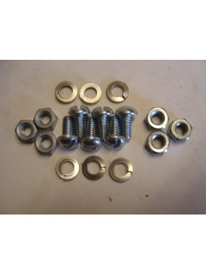 A-45503  Windshield Mounting Bolt Set 1928-29