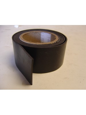 A-45512  Windshield/door glass Setting Rubber - Per/Ft.